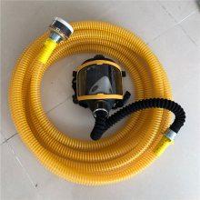 hrck自吸式长管空气呼吸器便携式 防尘长管面具