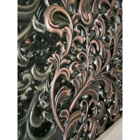 装饰不锈钢隔断厂家,不锈钢镂空花格屏风
