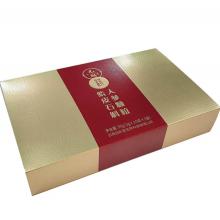 人参精品盒木盒定制设计,野生蜂蜜书型翻盖精装盒设计定制一站式服务