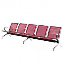 不锈钢连排椅办公椅等候椅 昆明办公桌椅办公家具批发