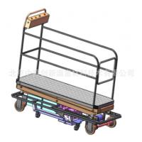 厂家供应温室大棚采摘设备-荷兰进口温室采摘车-大棚采摘车