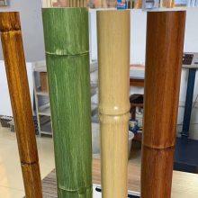 木纹铝方通 幕墙异形铝方管铝圆管