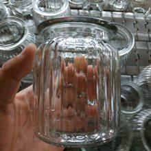 奥格玻璃 供应玻璃烛台 蜡烛台 蜡烛玻璃瓶 蜡烛杯 烛台/蜡罐 工艺品瓶/香薰蜡罐