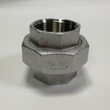 304丝扣不锈钢活接 304不锈钢铸件活接DN50