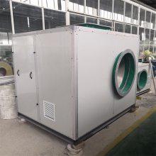 玻璃鋼風機箱離心風機消聲箱孔板隔音箱廠家