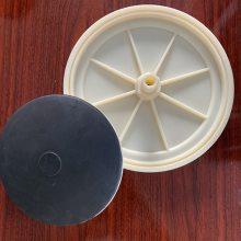 硅胶曝气头膜片微孔曝气盘215mm微孔盘式膜片曝气器