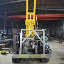 销售挖掘机履带底盘加装光伏电支架打桩机光伏电安装工程支架打桩机