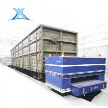 百特智能BQY-10T牵引车 火车牵引设备 轨道搬运电动平车-可定制