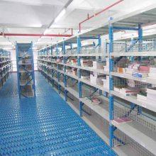 重庆阁楼货架/固联钢平台货架/仓储立体货架