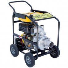 柴油机电启动4寸防汛抽水泵YT40DPE-2