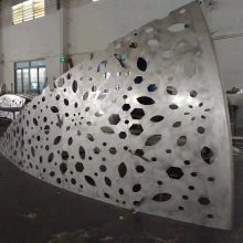 西安数控激光铝单板 铝方管批发供应