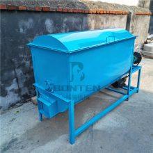 新疆牛羊饲料混合机 大容量卧式干粉末化工拌料机