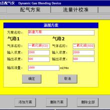 配气仪,***配气仪,动态气体配气仪稀释仪,MFC质量流量控制原理