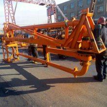 厂家直销新型混凝土布料机 电动混凝土布料机 手动布料机 12米15米18米现货供应