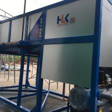 云南制冰厂用-中雪日产50吨直冷式块冰机