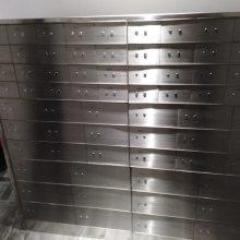 开元曼居酒店前厅豪华不锈钢 ,大堂不锈钢保管箱,保管箱厂家 ,悦励箱柜
