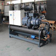 化工业用中低温螺杆冷冻机组