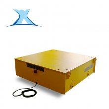 可定制1-300T运输设备车间物流运输设备拖电缆电动平车_新乡百特