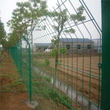 双边护栏网 铁丝围栏网 框架网隔离