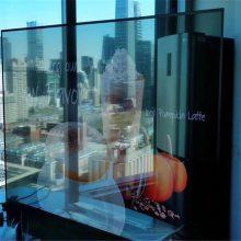 LG原装OLED透明屏 OLED透明显示屏对比度高 ***定制生产OLED透明屏 可拼接的透明屏