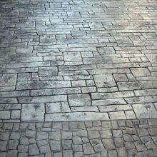 無錫壓模地坪公司 價格 彩色壓花地坪 混凝土壓模路面