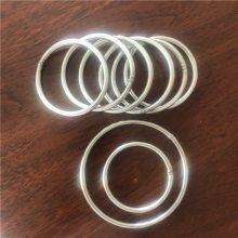 ***生产不锈钢圆环 焊接型不锈钢圆环 家具五金 配件