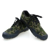 厂家新款批发3520低帮迷彩99作训鞋工地军训运动休闲鞋