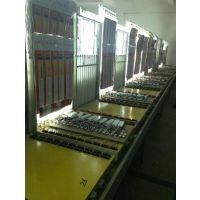 可定制皓诚 灯具检测老化线 老化测试设备 灯具检测线