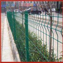 罗马柱围栏网报价 羽毛球场围栏网 金属护栏网厂家
