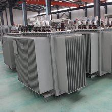 全新铜质S13-800KVA油浸式变压器低损耗全密封***-北京恒安源电气集团