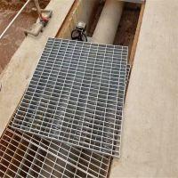 楼梯钢格板 对插钢格板 污水厂格栅