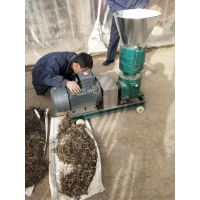 牛羊秸秆饲料颗粒机 小型养殖颗粒饲料机