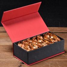 蜂巢素礼品盒定制,护肤品礼品盒设计定做,天地盖冻干粉礼品盒定做