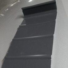 2.5外墙氟碳铝单板 波浪形冲孔造型铝板供货商