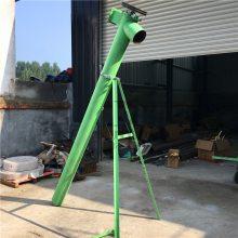垂直式豆子圆管螺旋提升机 石英砂螺旋提升机