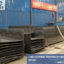 上海新之杰4道工序保障特斯拉工厂屋面天沟生产