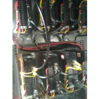 PLC程序开发触摸屏伺服变频运动控制