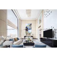 重庆独栋别墅装修|豪宅设计|紫云岭装修案例效果图