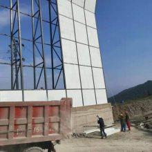 供应湖南高速路声屏障金属百叶声屏障隔音墙生产厂家