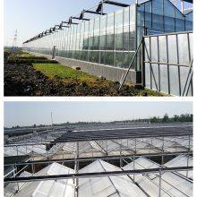 日光温室外遮阳焊接安装