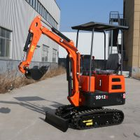 农用小型挖掘机价格 小型多功能挖掘机 小挖机