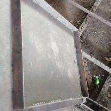 泰江电缆沟花纹钢盖板-汝州机房电缆沟花纹钢盖板-5个厚花纹板钢盖板