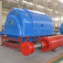 山东电厂汽轮发电机组设备生产维修改造转子高速动平衡生产厂家青能汽轮机