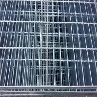 水沟盖格栅板 热浸锌钢格板 钢盖板价格