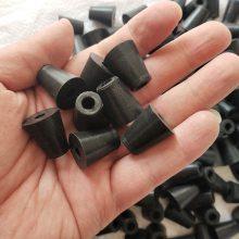 洪扬定制 耐酸碱氟胶塞 耐高温橡胶塞 硅胶塞 耐油橡胶堵头