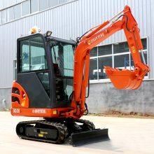 广东东莞超小型挖掘机价格表 小挖机型号价格