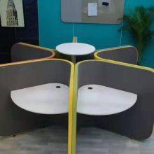 格丽室常年供应PET聚酯纤维吸音材料办公家具及电话亭 办公桌