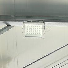 喷漆房LED防爆照明灯100w,防尘防腐防爆LED灯