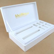 专业设计定做书型翻盖礼品盒,烫金保健品礼品盒定制,燕窝精装盒定制设计