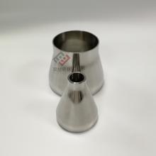 卫生级异径管304 同心不锈钢大小头 DN80变DN40大小头